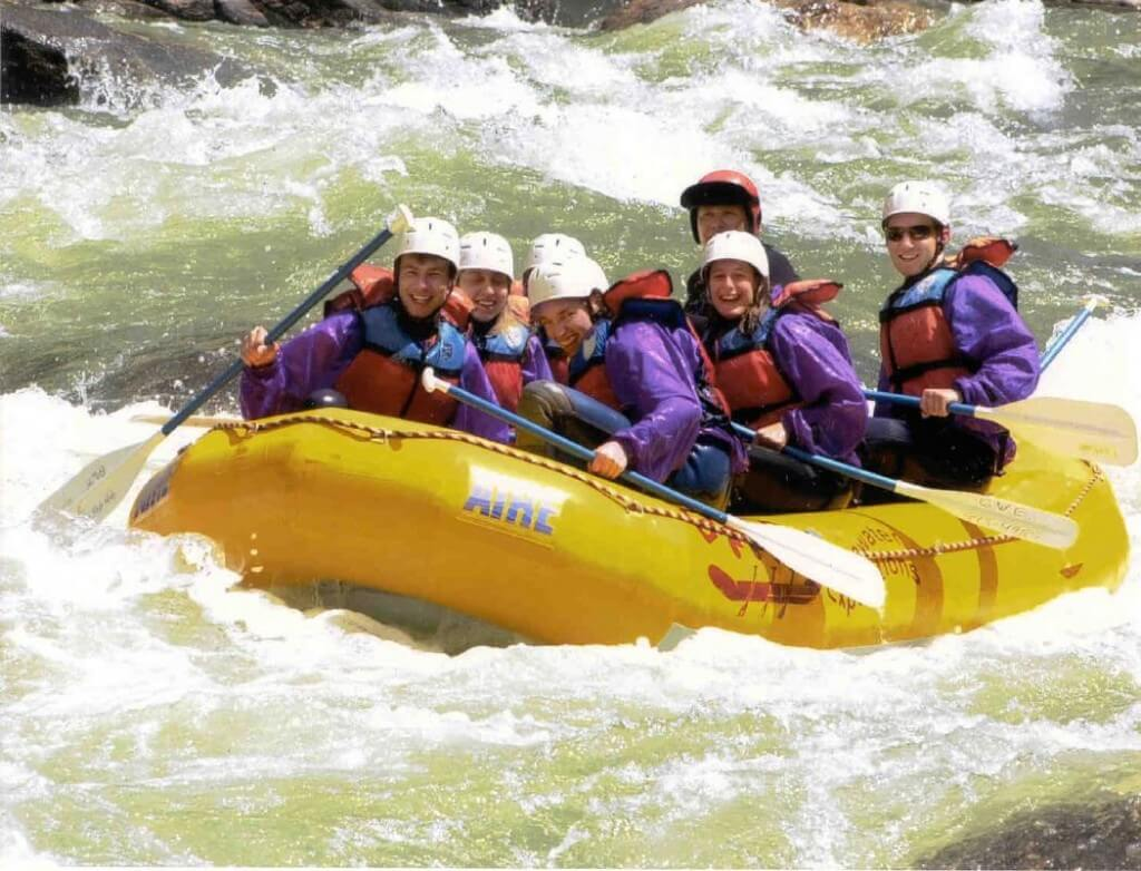White Water Rafting at Babeli on sharing basis (per person)