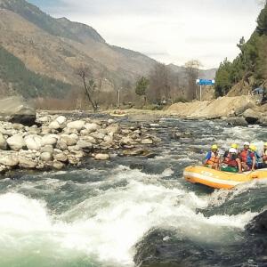 Rafting 10 km