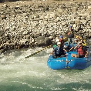 Rafting 14 km