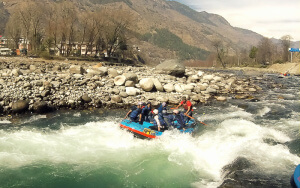 Rafting 7 km
