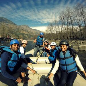 Rafting Sharing