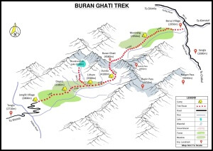 Buran-Ghati-Map