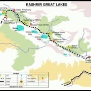 KashmirGreatLake map