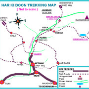 har ki dun map